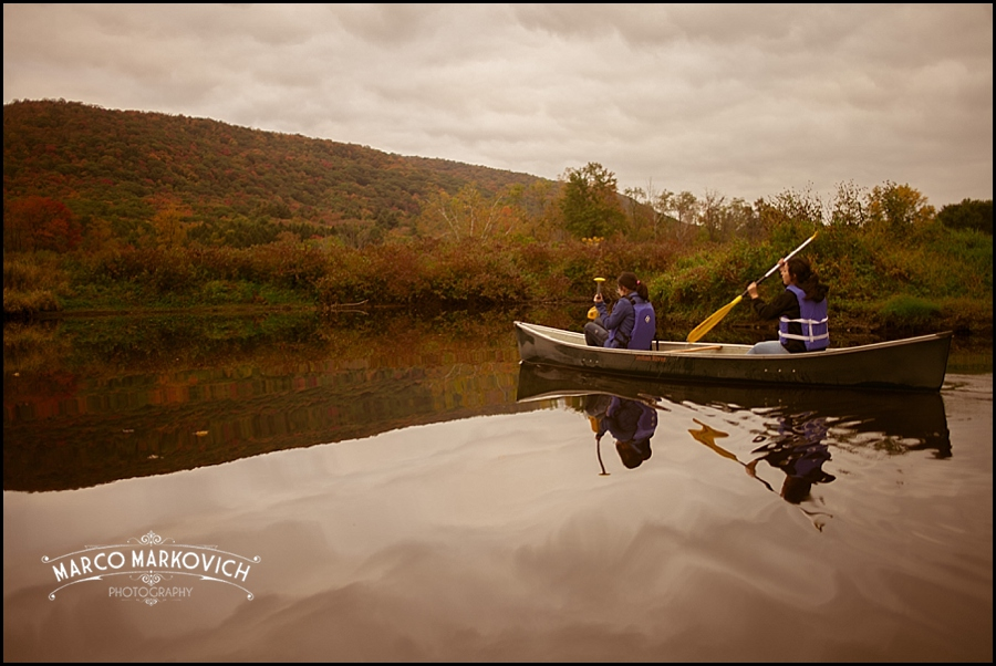 Berkshire Canoe Tour
